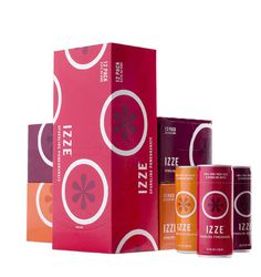 Izze sparkling juices fridgepacks are so good and are healthy!