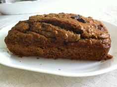 Guilt-Free Stevia Sweetened Banana Nut Bread | Sunrise Health Foods