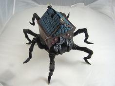 House Spider by dutchmogul.