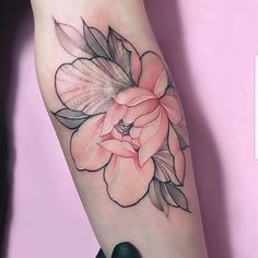 Tattoo forearm tattoo design, forearm tattoos, pink flower tattoos, c Trendy Tattoos, Love Tattoos, Beautiful Tattoos, New Tattoos, Body Art Tattoos, Tattoos For Guys, Tattoos For Women, Awesome Tattoos, Tatoos