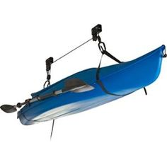 Ceiling Mount Canoe & Kayak Storage Hoist