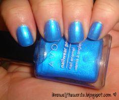 Avon - Blue Shock