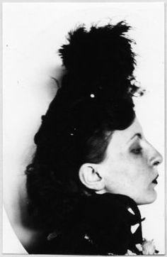 Gertrud Arndt, Maskenportrait Nr. 34, Dessau 1930/31 Abzug um 1980