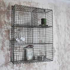 Wire Shelf Rack