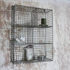 Wire Shelf Rack