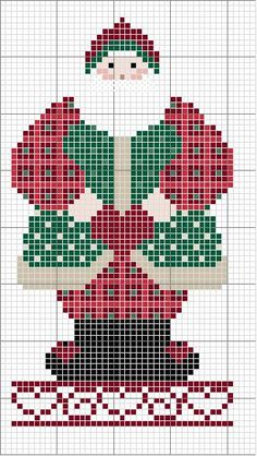 Free Country Cross Stitch pattern