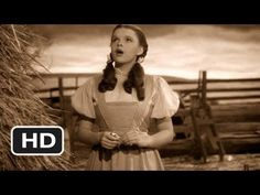 Somewhere Over the Rainbow - The Wizard of Oz