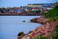 Harbour at St Pierre et Miquelon 2009   Flickr - Photo Sharing!