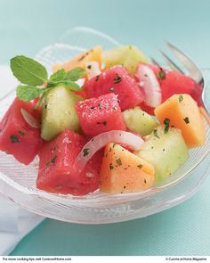 http://www.cuisinerecipes.com/2016/06/02/melon-salad-3/?utm_source=CuisineRecipes