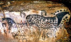 Chauvet cave paintings, feel humble