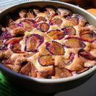 Rezeptbild: Schneller Pflaumenkuchen mit Zimt
