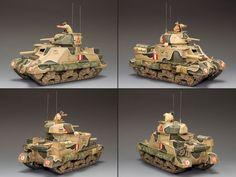 M3 Grant Cruiser Tank
