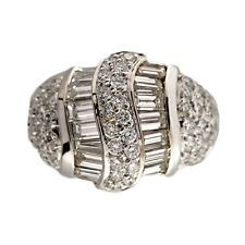 Check out this Hammerman Brothers 14k white gold 1.30 carat diamond ring!