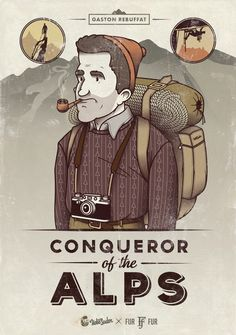conqueror of the alps. Soon this will be me
