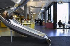 The Coolest Offices