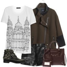 """""""Untitled #9409"""" by theleatherlook on Polyvore"""