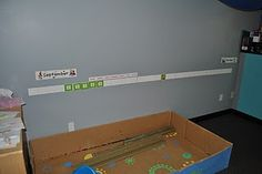 """deconstructing the normal """"calendar time"""" into something the kids can easier grasp"""