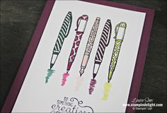 Crafting Forever with New In Colours - Stampin' Delight