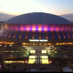 Purple and Gold & Blue and Gold Louisiana Homes, Lsu, Purple Gold, Make Me Smile, New Orleans, Wisdom, Spaces, Awesome, Building