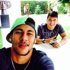 Neymar just so cute!