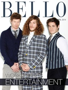Actors Anders Holm, Blake Anderson, Adam DeVine of... | Contour by Getty Images Blog