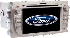Central Multimídia Motevo - Ford Focus (Modelos 2007 a 2013) - R$ 2.375,00  (12x sem juros nos cartões ou 10% desconto no Boleto ou Transferência Bancária).