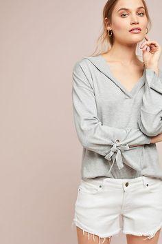 Slide View: 3: Amelie Hooded Sweatshirt