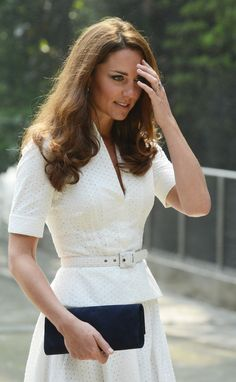 Kate has great style and an even more wonderful love for life and people!