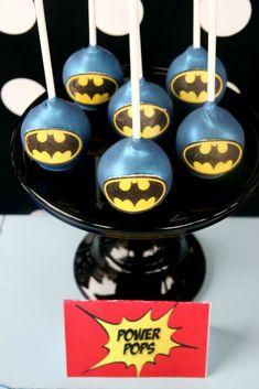 Vintage Superhero Birthday Party Ideas   Photo 19 of 43   Catch My Party