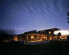 "Leroy Street Studio designed two ""Stone Houses"" | Long Island, New York"