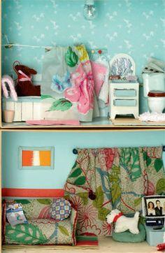 DREAM ROOM IN A SHOE BOX