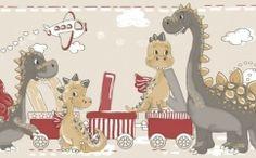 tapet bordura dinozauri rosii 2274 Next Children, Budapest, Advent Calendar, Christmas Ornaments, Wallpaper, Holiday Decor, Design, Home Decor, Building Information Modeling