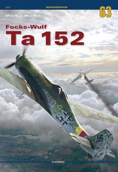 ArtStation - Kagero - Focke-Wulf Ta 152, Antonis Karidis