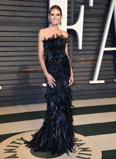 Oscars 2017 After-Party Best Dressed Models - Heidi Klum