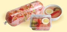 LASK - výroba lahůdek a uzenářských specialit Meat Products, Fun Recipes, Czech Republic, Good Food, Vegetables, Cooking, Sweet, Kitchen, Candy