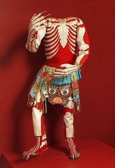 Skeleton Dance Costume