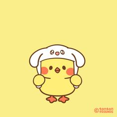 Discover & share this Tonton Friends GIF with everyone you know. GIPHY is how you search, share, discover, and create GIFs. Cute Cartoon Images, Cute Cartoon Characters, Cute Images, Cute Cartoon Wallpapers, Images Gif, Animes Wallpapers, Cute Animal Drawings Kawaii, Cute Cartoon Drawings, Kawaii Drawings