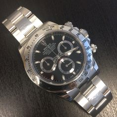 The ever popular #Preowned Rolex Daytona Get it before it goes  Click now!