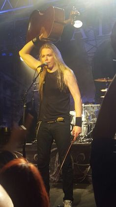 Apocalyptica at Starland 2016