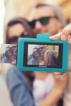 The Polaroid Snap Touch is now available for pre-order! With an LCD Touchscreen, Bluetooth connectivity and more, the Polaroid Snap Touch is there to capture and share all life's favorite moments. Now available for pre-order in the US and Canada.