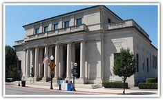 Piqua, Ohio Post Office