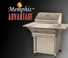 Memphis Advantage - Award Winning Wood Pellet Grill Made in the USA ntelligent Temperature Control (ITC) with Auto Start. Simply press ON, set the desired temperature from 200 to 600 degrees, relax, and leave the work to your Memphis Advantage. ITC comes standard and makes Memphis the intelligent choice. 5-Year Limited Warranty Click Image for Details