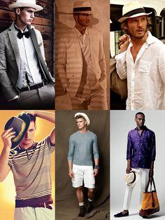 Mens Panama Hat Lookbook