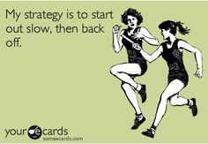 The perfect race strategy for the marathon: http://runnersconnect.net/coach-corner/marathon-race-strategy/