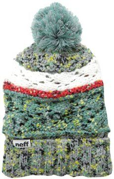 Neff Womens Whim Beanie Hat on shopstyle.com Knit Beanie 5113c3acf571