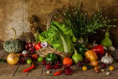 Earn Recyclebank points: A Hearty (Fall) Harvest (10/13/2014)