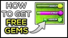 Clash Of Clans Gems Videos - Clash of Clans - 5 Clash Of Clans 5, Clash Of Clans Android, Pool Coins, Video Page, Free Gems, Ios, How To Get, Geek, Hacks