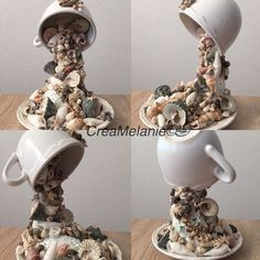 Flying cup made by creamelanie  Www.creamelanie.blogspot.com or creamelanie on instagram