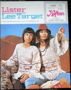 vintage KNITTING PATTERN Ladies & Girls KAFTAN / OVERSWEATER 6 Sizes 70s | eBay