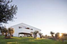 Hotel Villa Extramuros in Portugal, Architekturfotografie